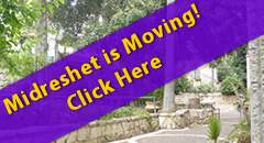 Midreshet is Moving - Click here for details