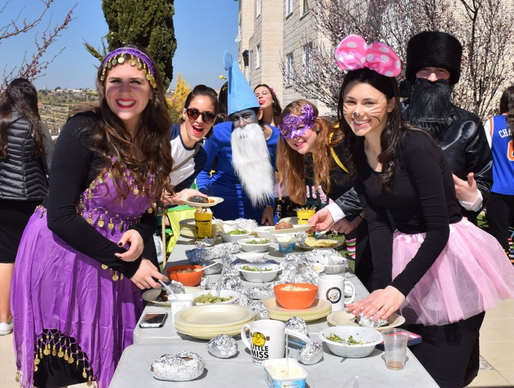 Purim Hop and More...